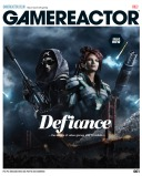 Magazine cover for Gamereactor nr 1