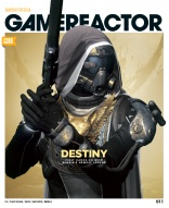 Magazine cover for Gamereactor nr 11