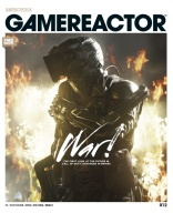 Magazine cover for Gamereactor nr 12