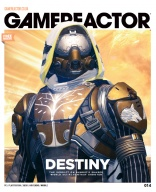 Magazine cover for Gamereactor nr 14
