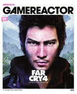 Magazine cover for Gamereactor nr 15
