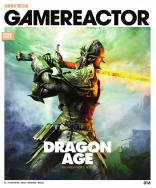 Magazine cover for Gamereactor nr 16