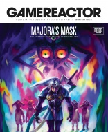 Magazine cover for Gamereactor nr 17