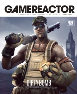 Magazine cover for Gamereactor nr 18
