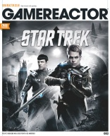Magazine cover for Gamereactor nr 3