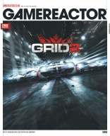 Magazine cover for Gamereactor nr 4