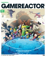 Magazine cover for Gamereactor nr 6
