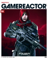 Magazine cover for Gamereactor nr 8