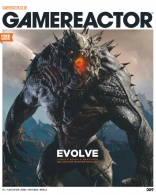 Magazine cover for Gamereactor nr 9