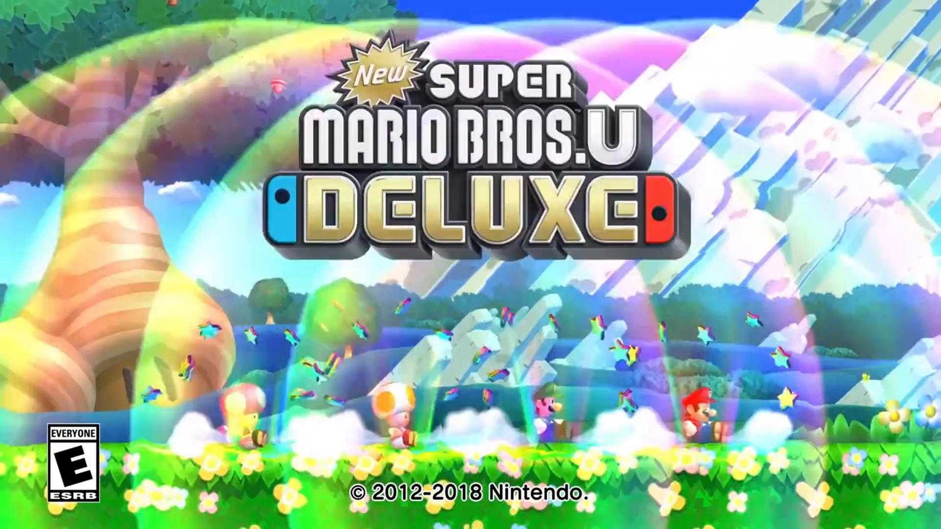 ผลการค้นหารูปภาพสำหรับ New Super Mario Bros. U Deluxe