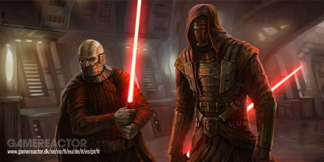 Rumour: Non-EA studio is developing a new Star Wars: Knights of the Old Republic