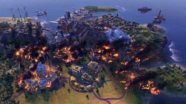 Just One More Turn: Checking in on Civilization VI