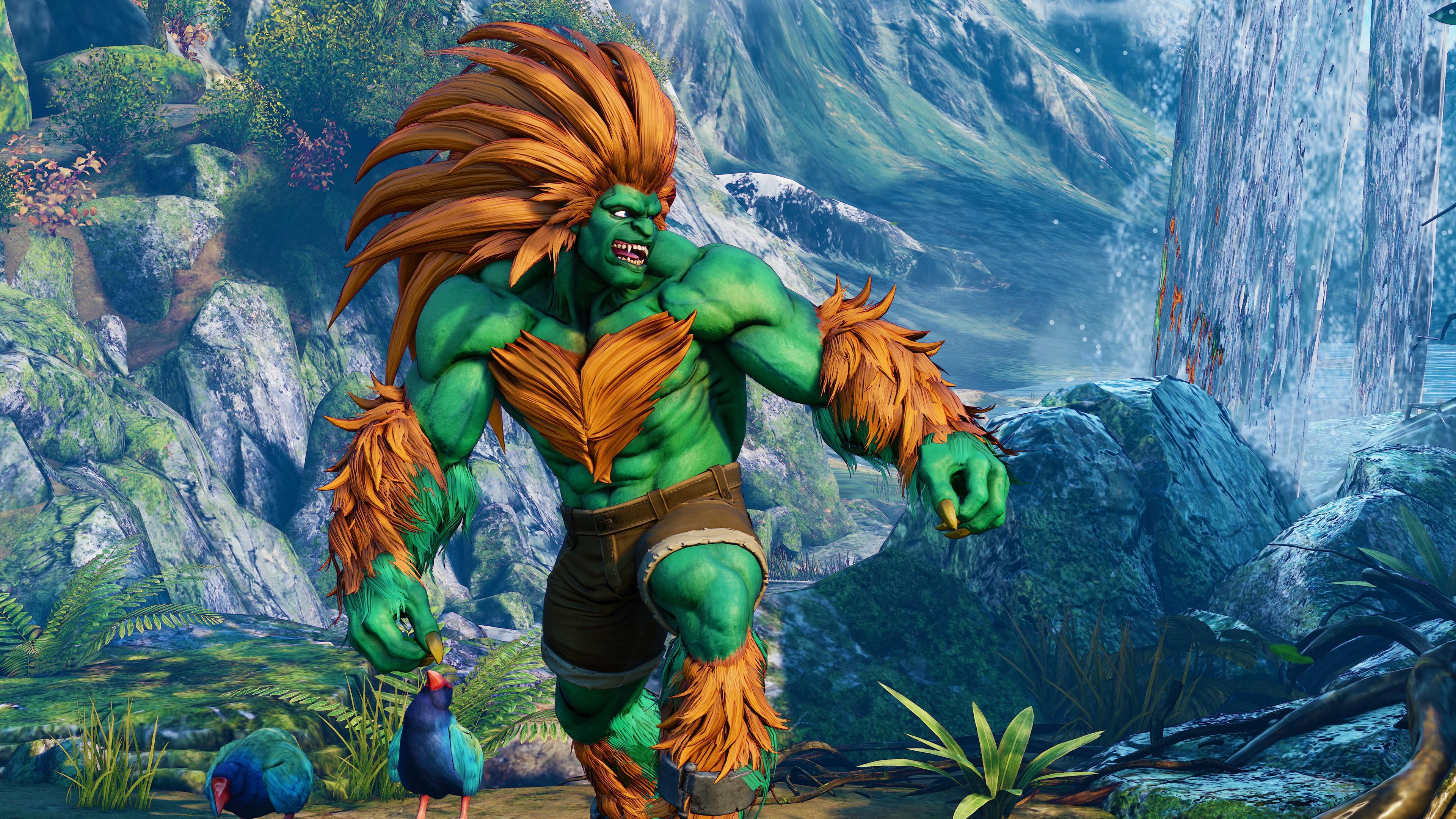 """Street Fighter executive producer says it's """"too early"""" for 6 - Gamereactor UK"""