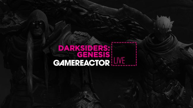 Watch us play the console version of Darksiders Genesis