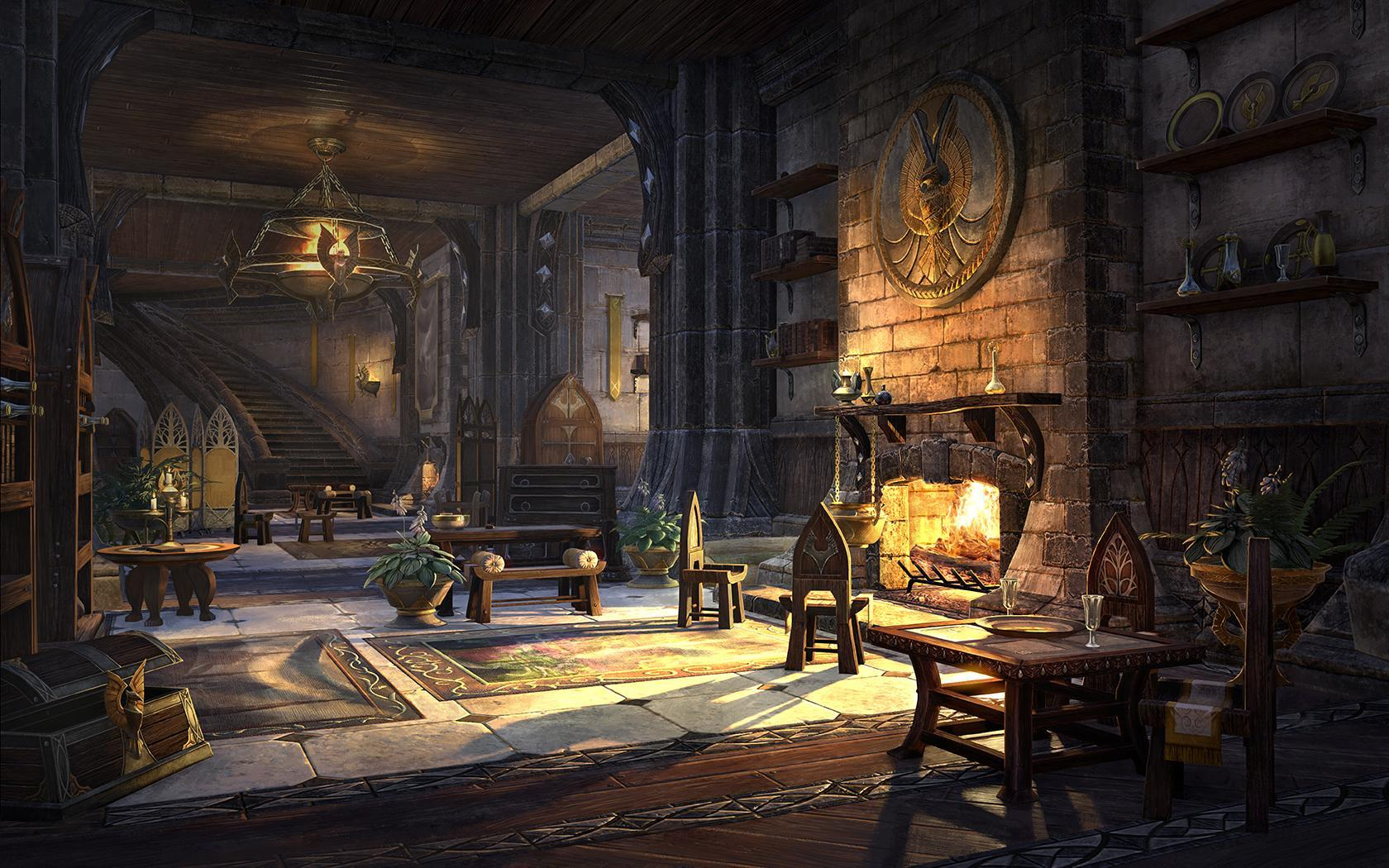 Decorate your own home in the elder scrolls online for Furnish your home online