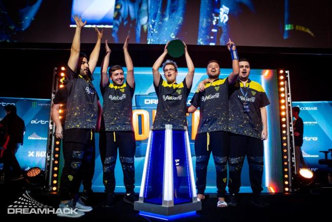 DreamHack Austin's CS:GO tournament won by Space Soldiers