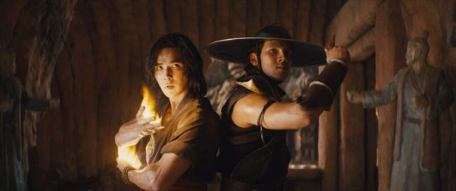The first promotional images for the upcoming Mortal Kombat movie have been revealed