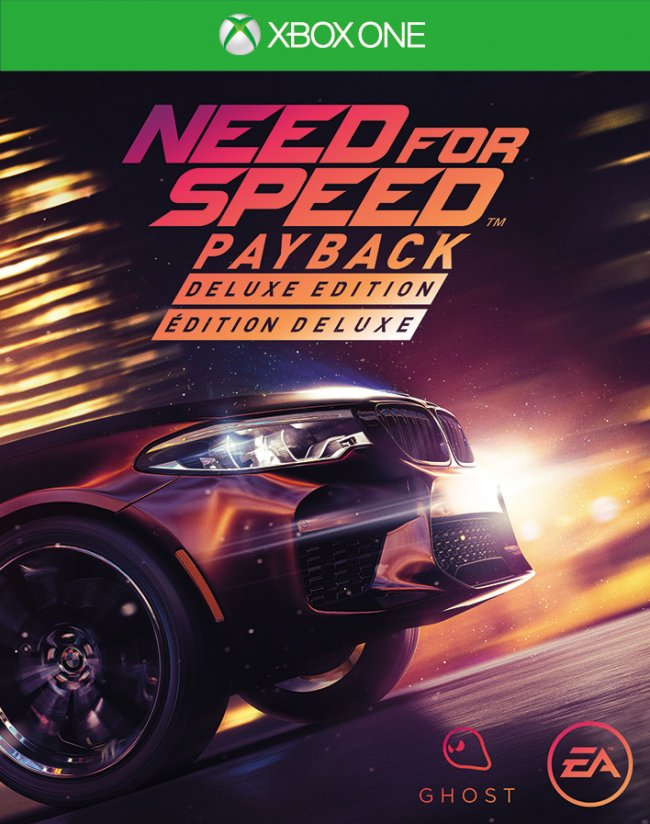 here 39 s the box arts for need for speed payback. Black Bedroom Furniture Sets. Home Design Ideas