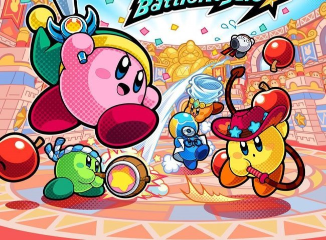 Nintendo leaks Kirby Fighters 2 for Switch