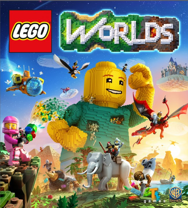 Lego Worlds Is coming to Nintendo Switch