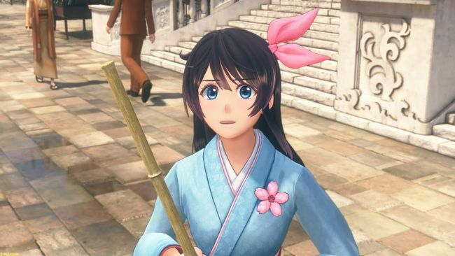 Project Sakura Wars unveils Japanese intro
