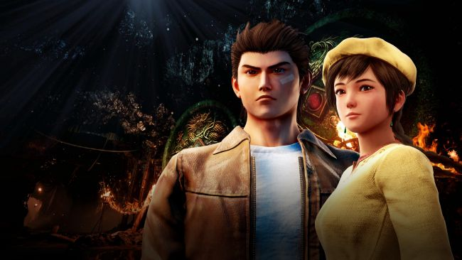 Have a look at the Shenmue III launch trailer