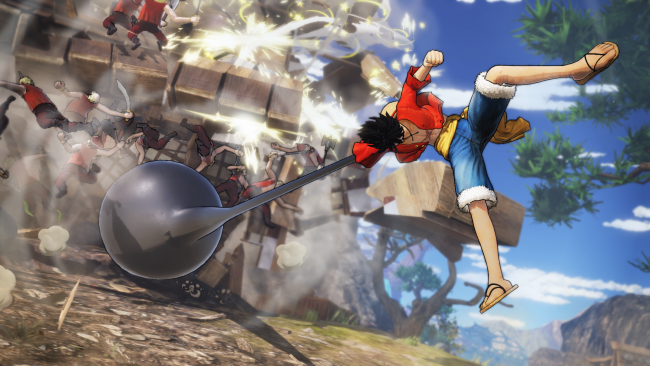 One Piece: Pirate Warriors 4 includes Wano Country story