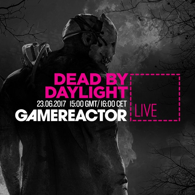 Today on GR Live: Dead by Daylight