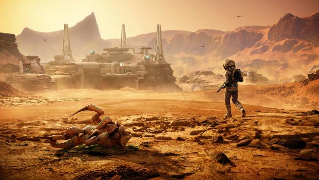 Take a look at our gameplay from Far Cry 5: Lost on Mars