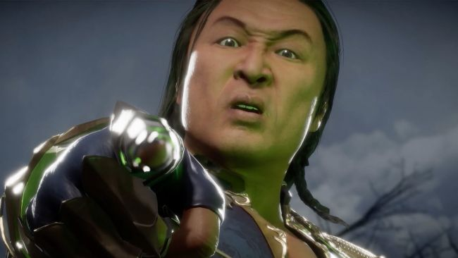 See how we get on playing as Shang Tsung in MK11