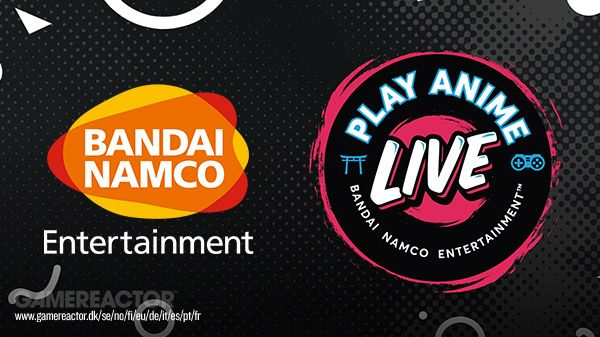 Bandai Namco scheduled online event Play Anime Live