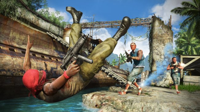 Far Cry 3 Multiplayer Hands-On Preview - Gamereactor