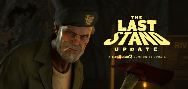 Left 4 Dead 2 community-made update is out