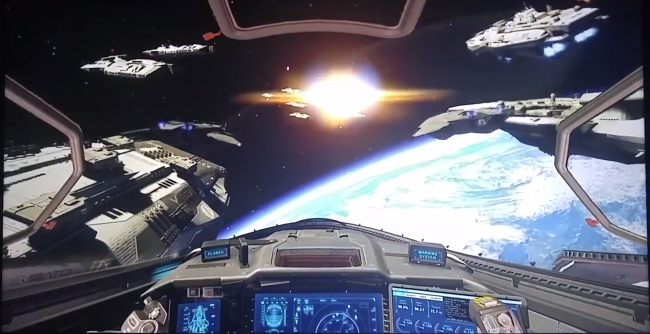 Call of Duty: Infinite Warfare revealed in official trailer