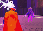 The narrative of Furi is about