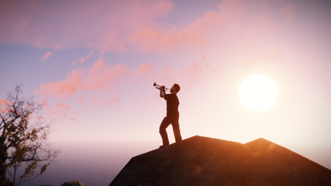 Rust: Console Edition is arriving this spring