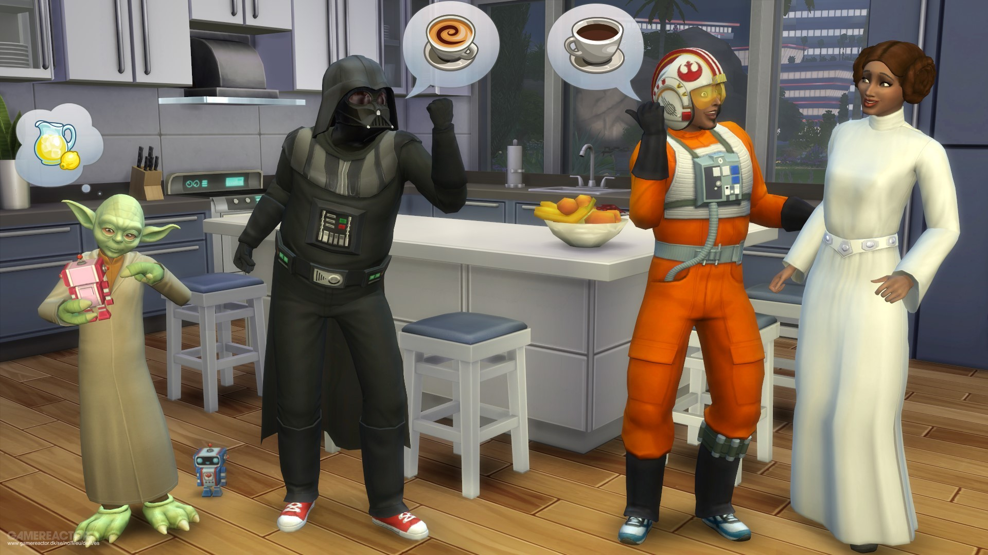 Pictures Of The Sims 4 Free October Update Serves Up Halloween
