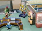 Two Point Hospital on Console