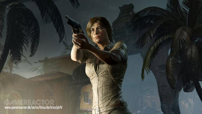 We might get a new voice for Lara in future Tomb Raider games