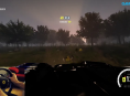 Forza Horizon 2: Storm Island gameplay with racing wheel