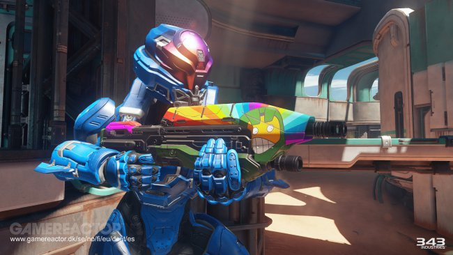 Halo 5 is getting a $25 REQ pack