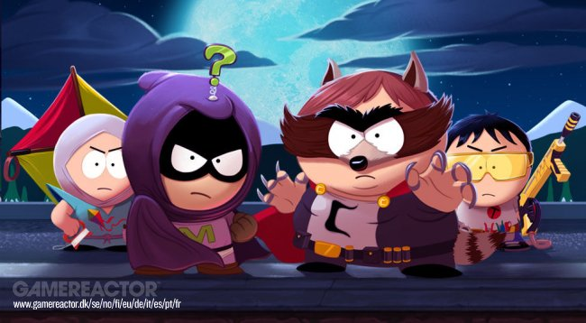 Rumour: South Park: The Fractured but Whole on Switch