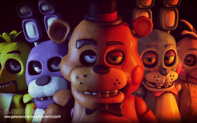 Five Nights at Freddy's VR: Help Wanted landing this spring