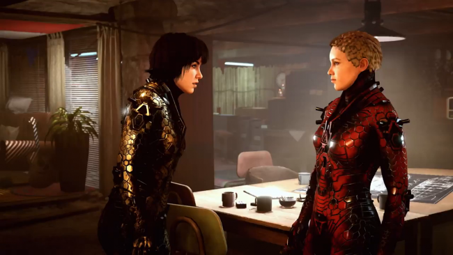 Sisters in Wolfenstein: Youngblood offered various challenges