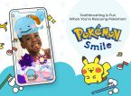 Pokémon Smile is a new app to help kids brush their teeth