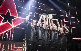 Astralis are the DreamHack Masters Marseille champions