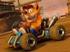 Crash Team Racing returns to the top of the UK sales charts