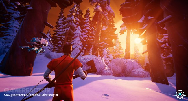 Darwin Project goes free-to-play on PC