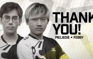 Febby and Pieliedie leave Mineski's Dota 2 team