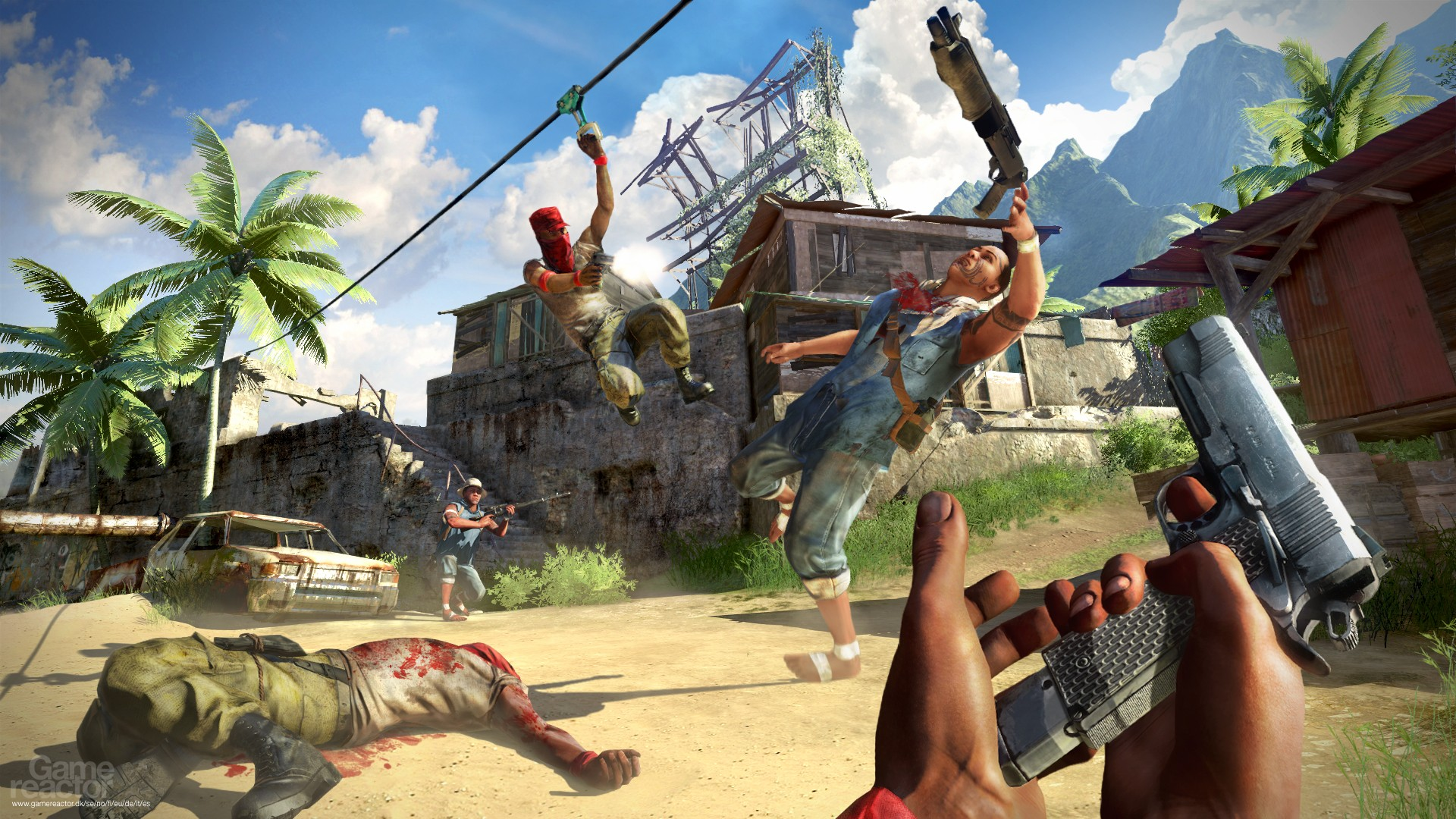 Pictures of Far Cry 3 Multiplayer Hands-On 6/6